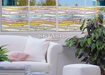 GLS-4651 (46&92cm) -Decorative film-Linea Static-